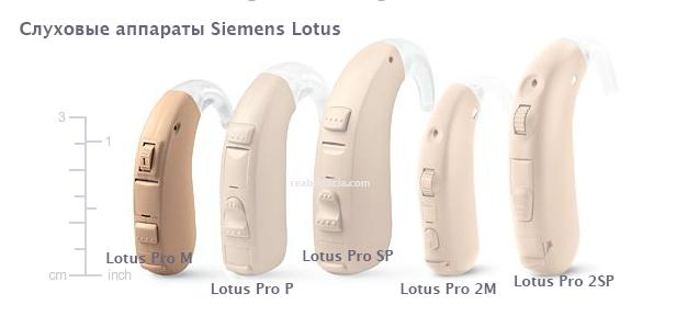 Серия Lotus