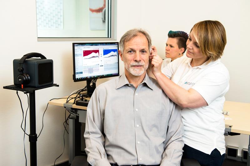 Диагностика слуха в Запорожье