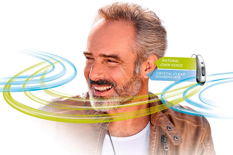 Слуховые аппараты Signia с новыми технологиями