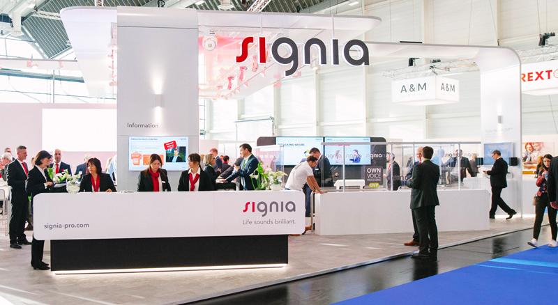 Слуховые аппараты Siemens - это Signia