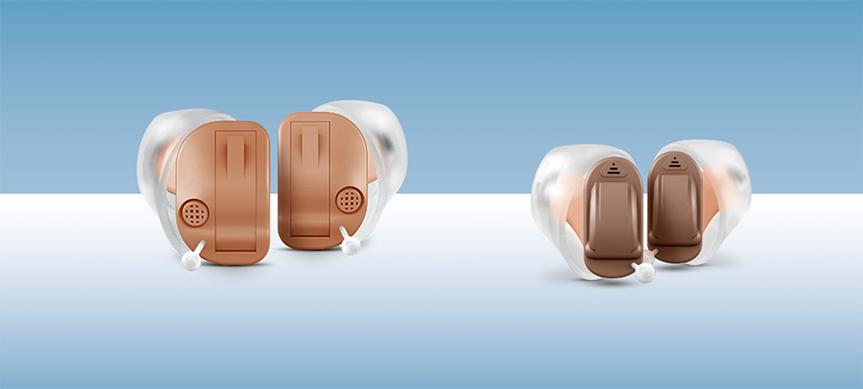 Внутриушной слуховой аппарат inoX